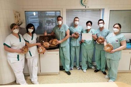 Dar pro nemocnici FM