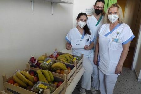 nemocnice fm ovoce